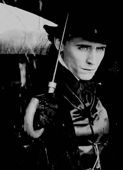#TomHiddleston in Crimson Peak.  Fan edit.