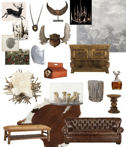 Best 25 hunting lodge interiors ideas on pinterest hunting lodge man cave ideas cabin ideas for Hunting lodge themed living room