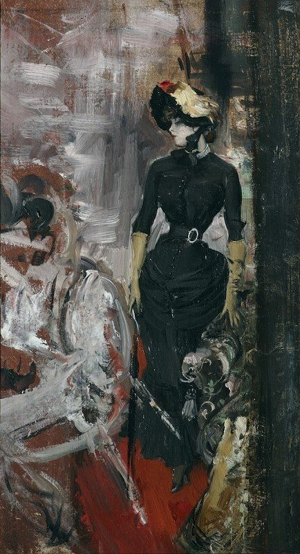 Giovanni Boldini (1842-1931)                                                                                                                                                     More