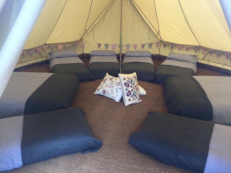 Bell tent love!
