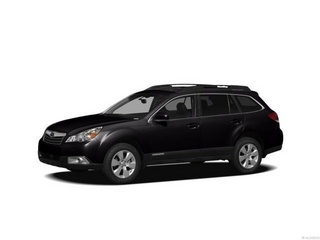Black Subaru Outback 3.6R w/Moonroof