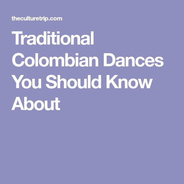 Traditional Colombian Dances You Should Know About