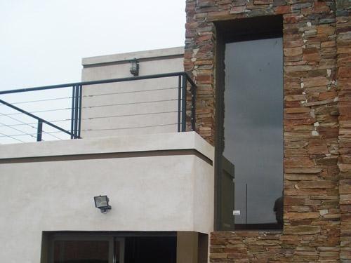 Paño Fijo Aluminio Modena
