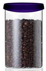 http://www.thekitchenette.fr/ustensiles-de-cuisine-Boîte-à-café-hermétique-en-verre--couvercle-en-silicone-vert-1L-9102032--Viva-Scandinavia/642 Jolie boite à café pour garder vos grains de café avec classe ! #café #vivascandinavia #design #scandinave