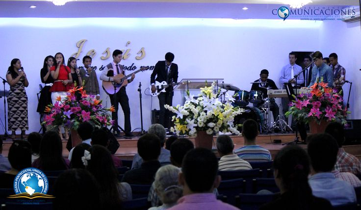 Grupo de Alabanza - IPUC Pisareal (Cúcuta) #adoracion #alabanza #ipuc #pentecostal