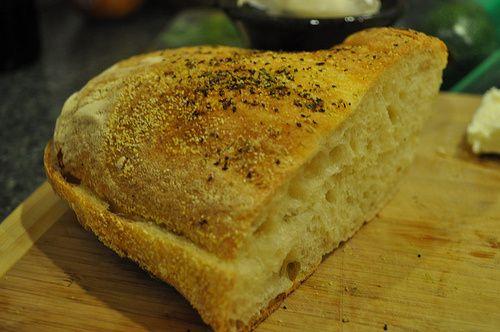 Roasted Vegetable Feta Sandwich on Ciabatta | Ciabatta, Feta and ...