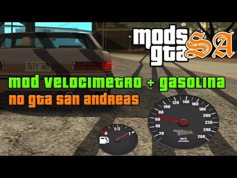 Canal do Mods GTA San Andreas no Youtube