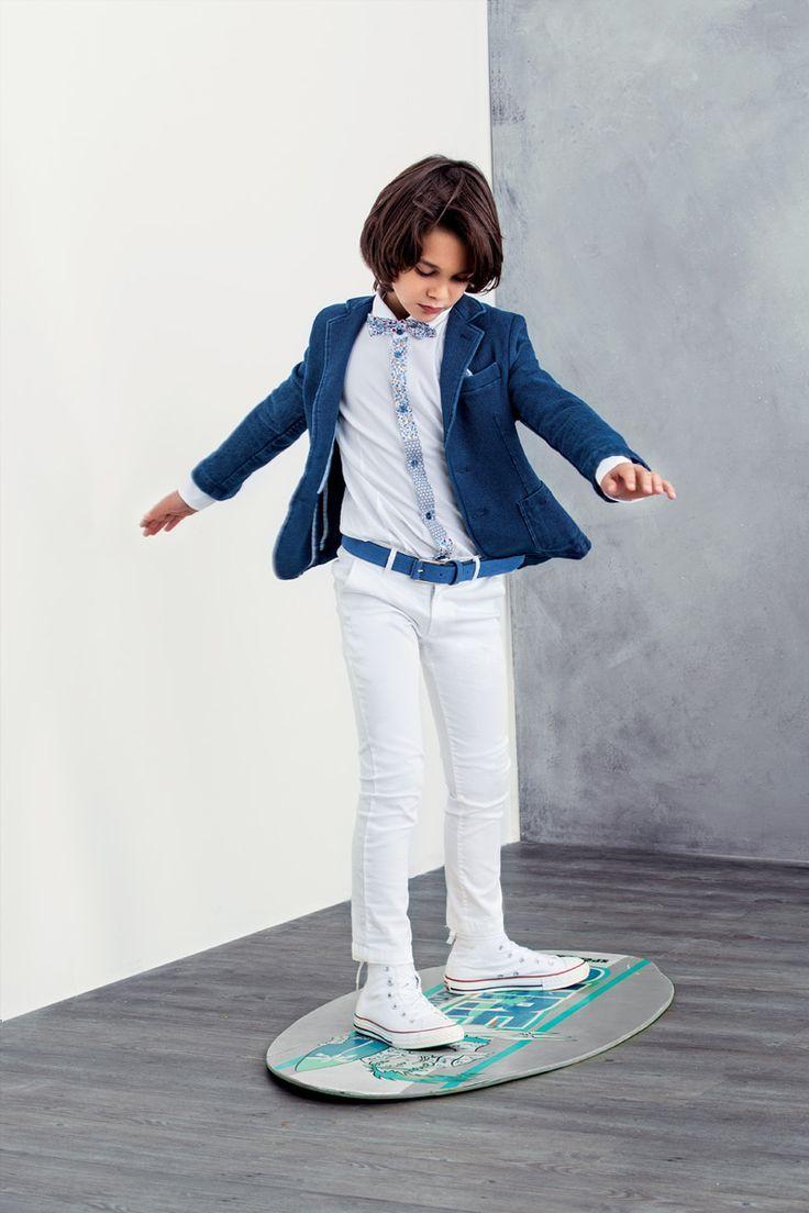 Abiti da ballo moderno jeans