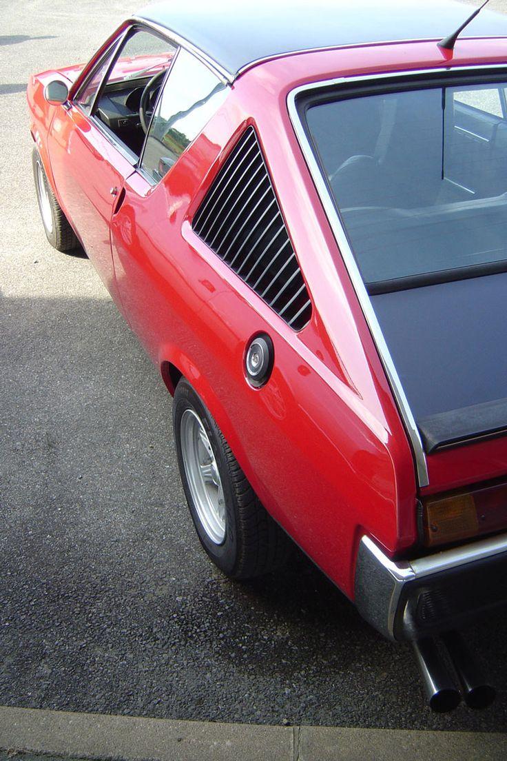 Renault 17: le coupé sport grand chic de Bernard Tapie et tous les wannabees des 80's (contient de l'ironie)