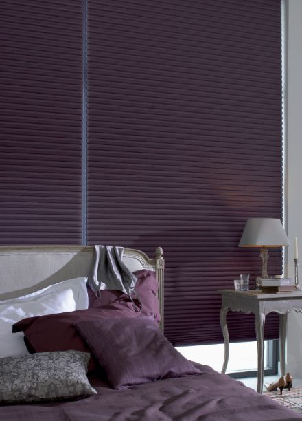 The Addition Of Duette® Energy-saving Blinds Will Help