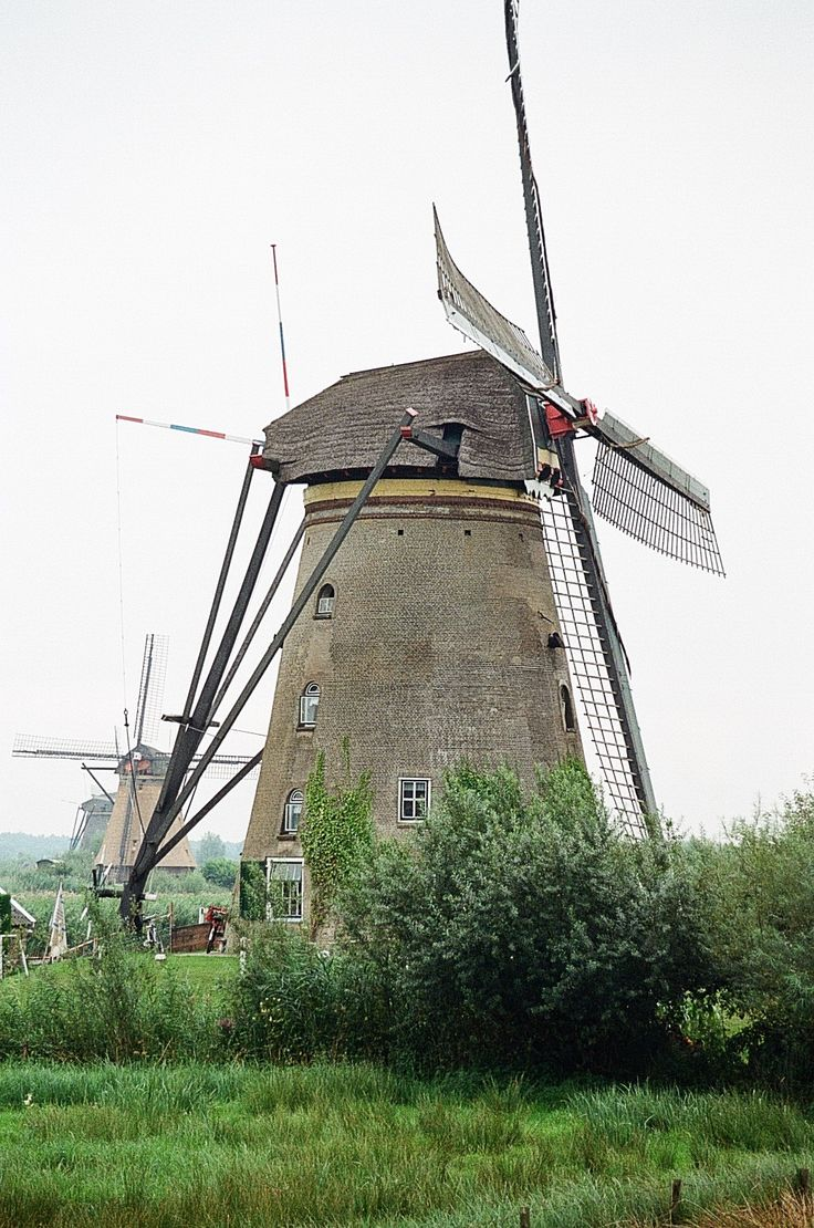 The Netherlands Windmills