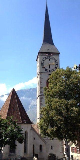 The Oldest village ~ Chur, Switzerland