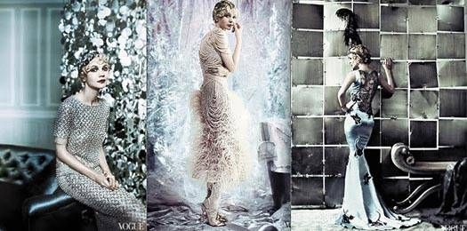 El equipo de la joyería Tiffany & Co creado para la nueva versión cinematográfica de la novela El gran Gatsby