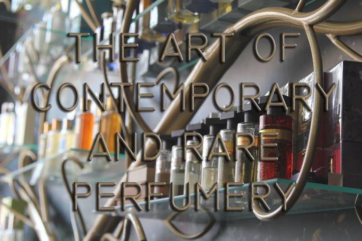 Rosina Perfumery at Rosina Perfumery  The art of contemporary and art perfumery.