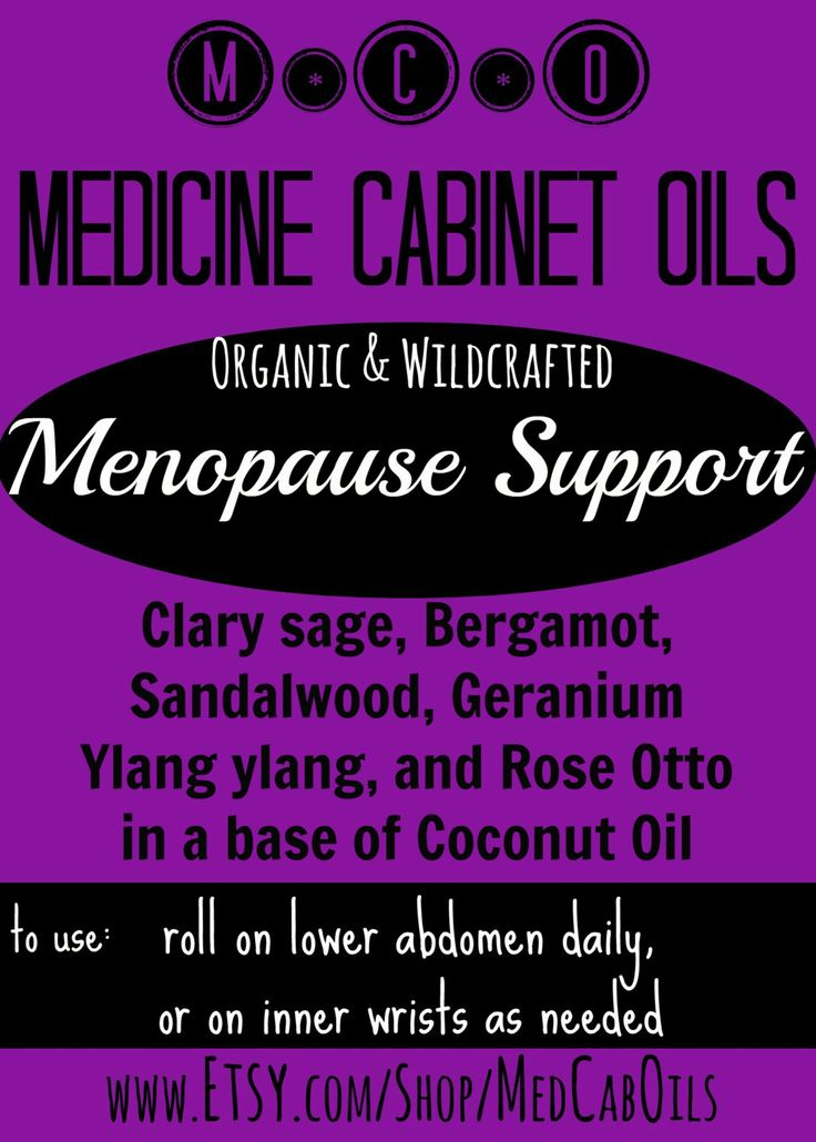 Menopause Support Organic Amp Wildcrafted Essential Oil