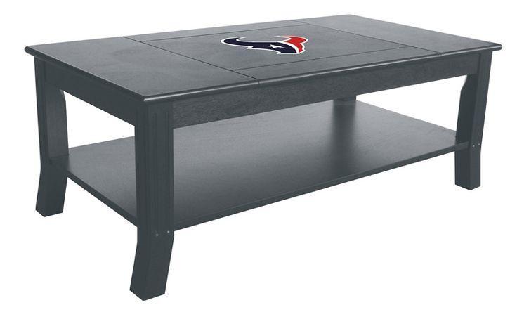 Houston Texans Game Time Coffee Table