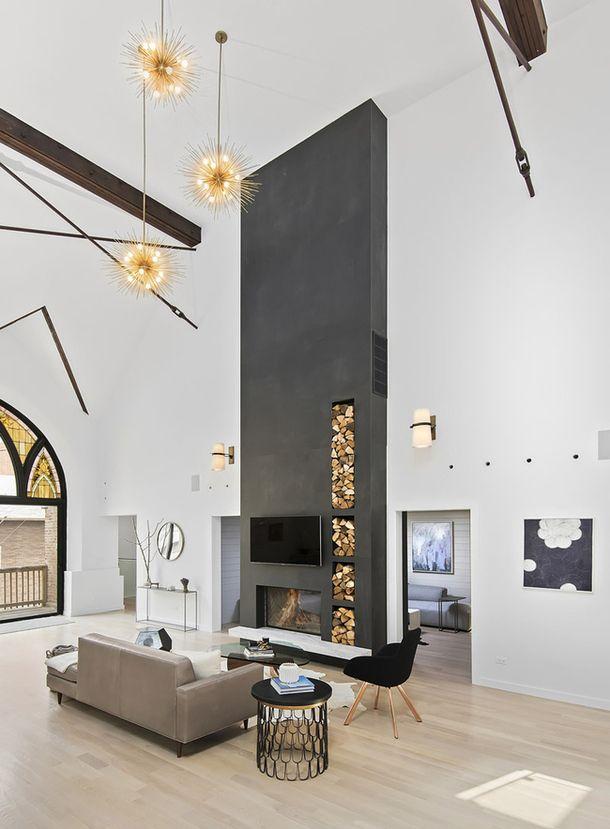 Дом в Чикаго, студия Linc Thelen Design