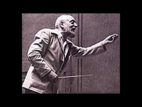 """von Weber """"Overture Der Freischütz"""" Ernest Ansermet - YouTube"""