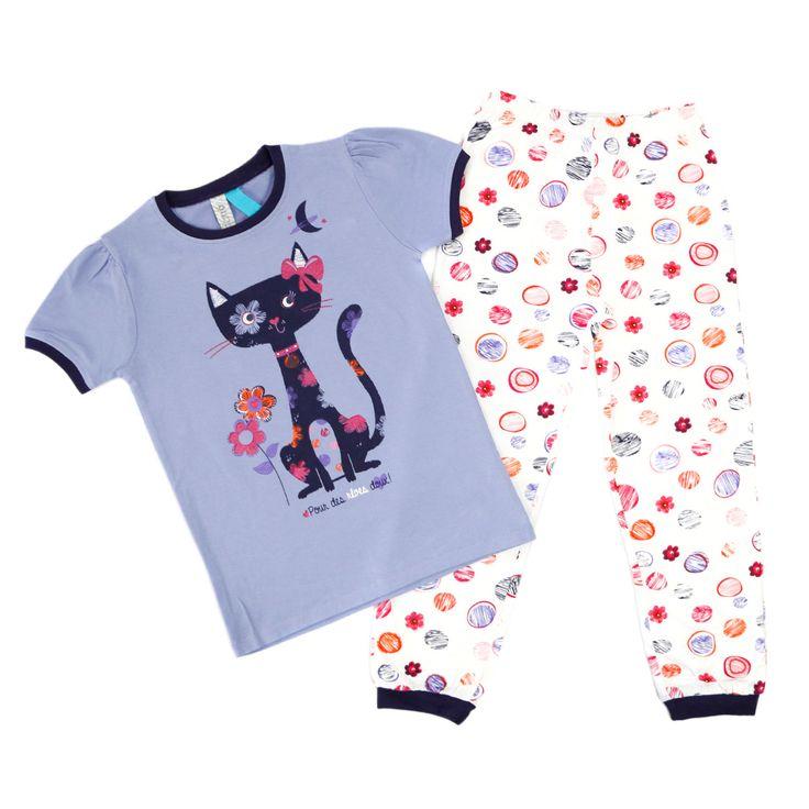 Nanö Collection Pyjama 2-10 ans. Nanö Collection Pyjamas 2-10y.  http://www.nanocollection.com/fr/look-book/ete-2015/pyjamas/filles-2/