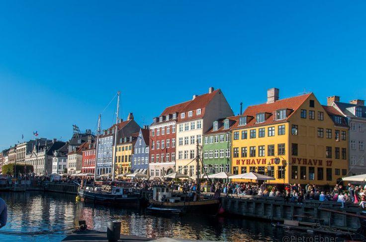 nyhavn - Copenaghen
