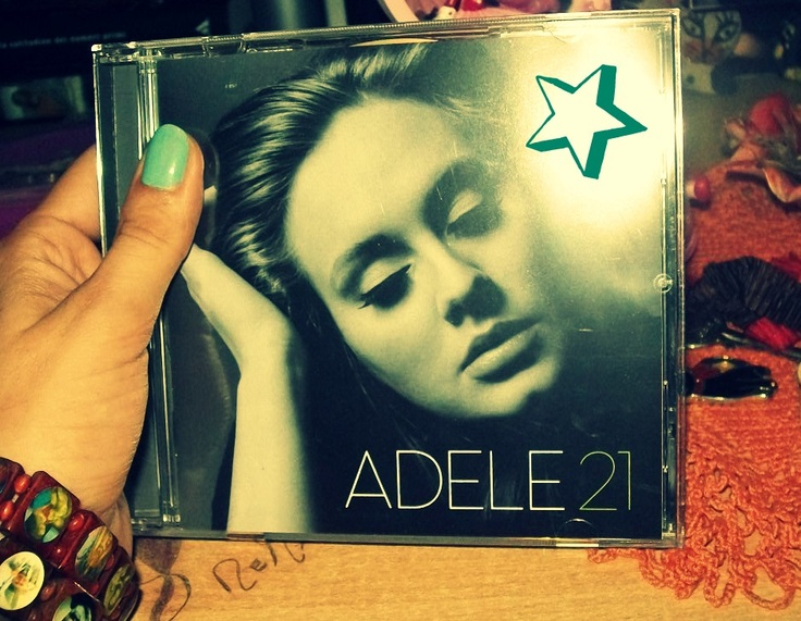 cd Adele 2012