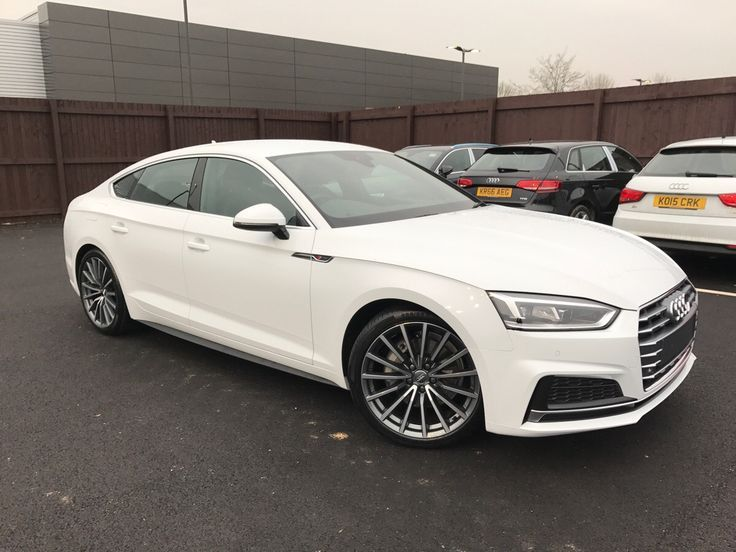 Awesome Audi 2017: My brand new 2017 Audi A5 Sportback in Glacier white just arrived at the dealers... Car24 - World Bayers Check more at http://car24.top/2017/2017/02/21/audi-2017-my-brand-new-2017-audi-a5-sportback-in-glacier-white-just-arrived-at-the-dealers-car24-world-bayers/