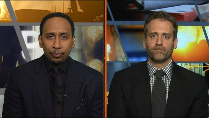 Stephen A. Smith and Max Kellerman view the individual performances of Steph Curry and LeBron James and which player will be more of an impact for their teams.