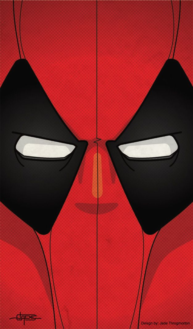 Deadpool Wallpapers For Iphone Plus