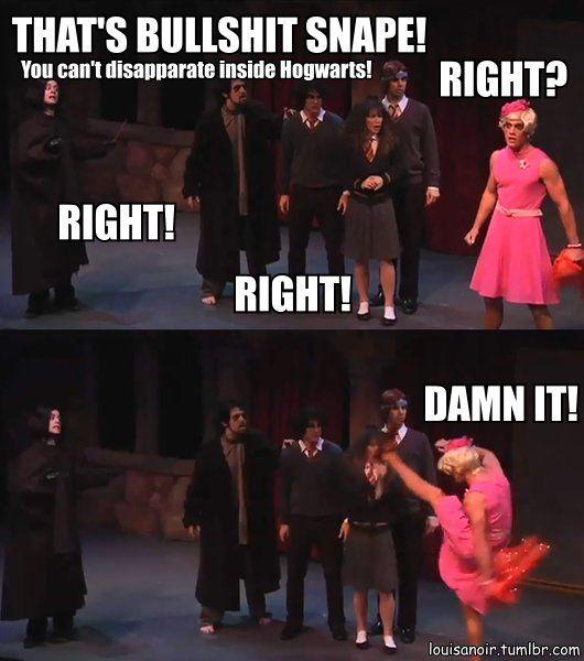 A Very Potter Sequel   Umbridge...I love Joe walker so much
