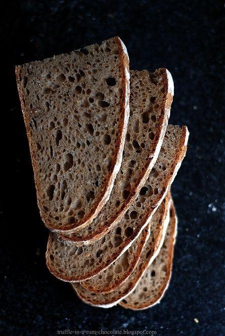 Chleb zytni polski