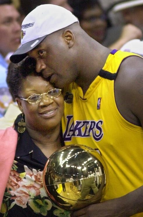 "How Black Mothers Participate in the Development of Manhood and Masculinity: ""They found a major crisis facing Black mothers: although these mothers want to protect their sons from a racist world, they also want their sons to manage the racism the world has to offer them. Shaquille O'Neal mother Lucille O'Neal, an inspirational mom of this great icon."