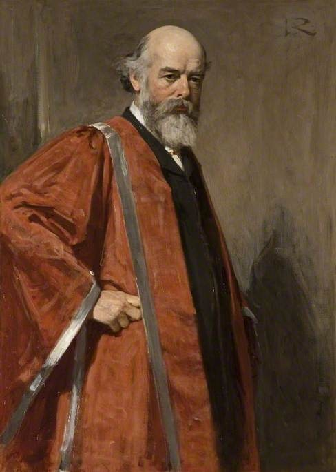Sir Oliver Lodge (1851–1940), FRS, Principal