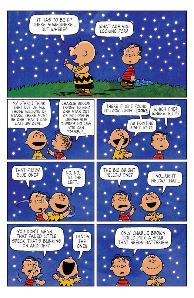 KaBOOM Peanuts Vol. 2 #22 - Charlie Brown's Star 3