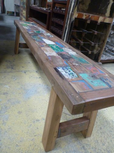 Timber Furniture Balinese And Bench Seat On Pinterest