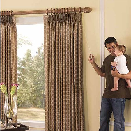 12 Best Traverse Drapery Hardware Images On Pinterest