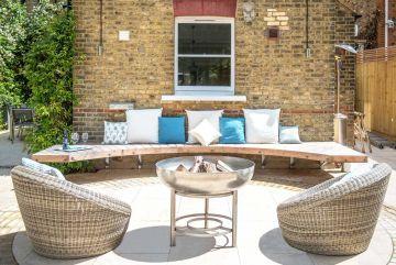 Garden Design in Alleyn Road, Dulwich, 1