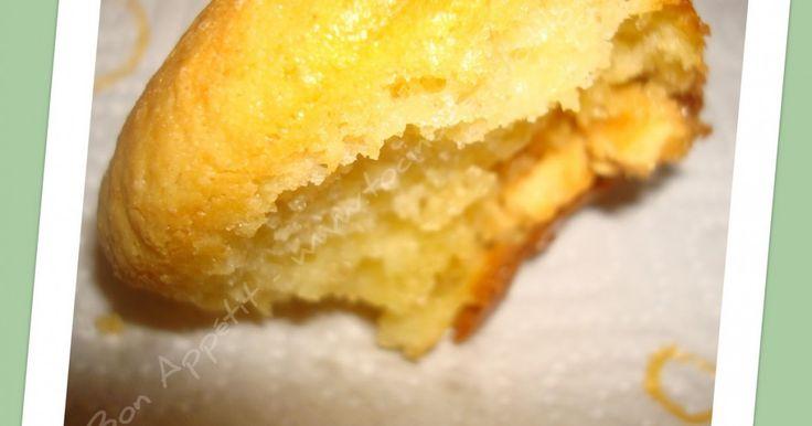 Recette - Muffins au Philadelphia, chocolat blanc et aux amandes | 750g
