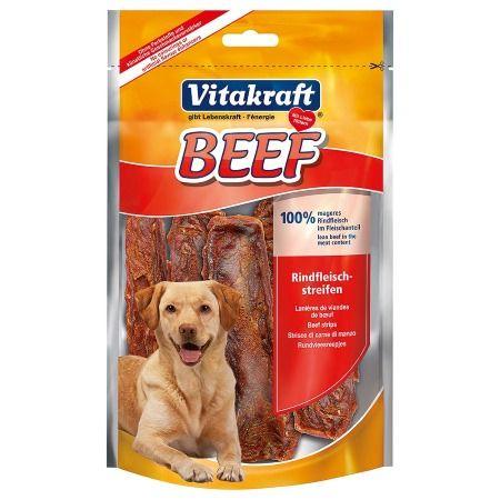 Prezzi e Sconti: #Vitakraft beef strisce di manzo confezione  ad Euro 3.20 in #Catalogo > cani > snack e ossa > #Animali domestici