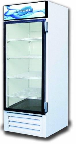 Reach In Freezers, Bottom Mount, 1 Door and 4 Shelves, 23 Cubic Feet Commercial Fridge Freezer. Durable, reliable and long lasting.. Powerful Refrigeration, Industrial Grade. Made in the USA with Finest Materials. Product Warranty: One years parts and labor, additional four year compressor warranty.  #Fogel #BISS