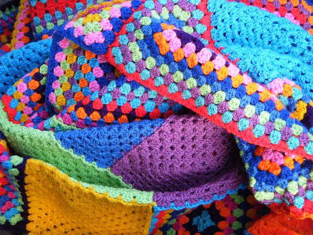 A riot of colour by joyce 28, via Flickr
