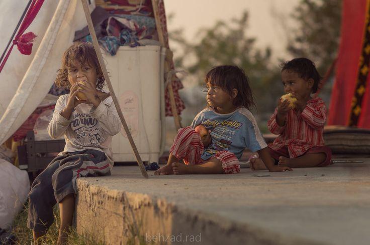 syrian kids by behzad rad on 500px