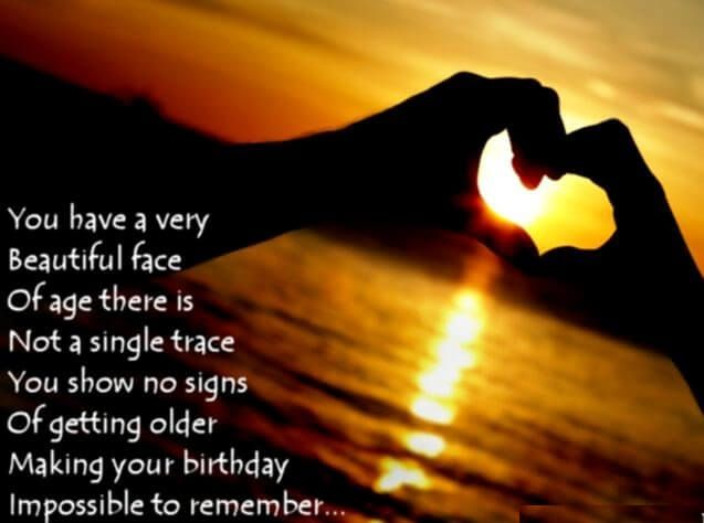 Cute Happy Birthday Wishes To Your Lover Girl #Love #Birthday #wishes #Bday #Lovers
