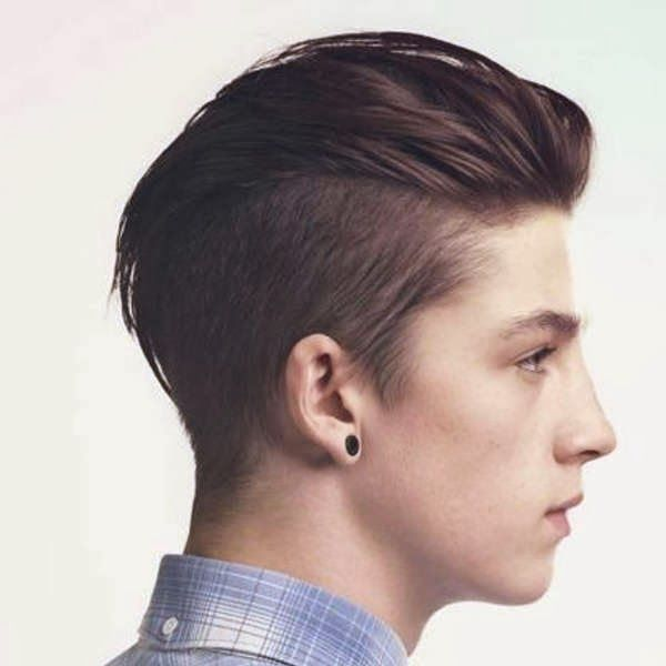 Undercut Men Hairstyle 2014 | #Hair Style | Pinterest ...