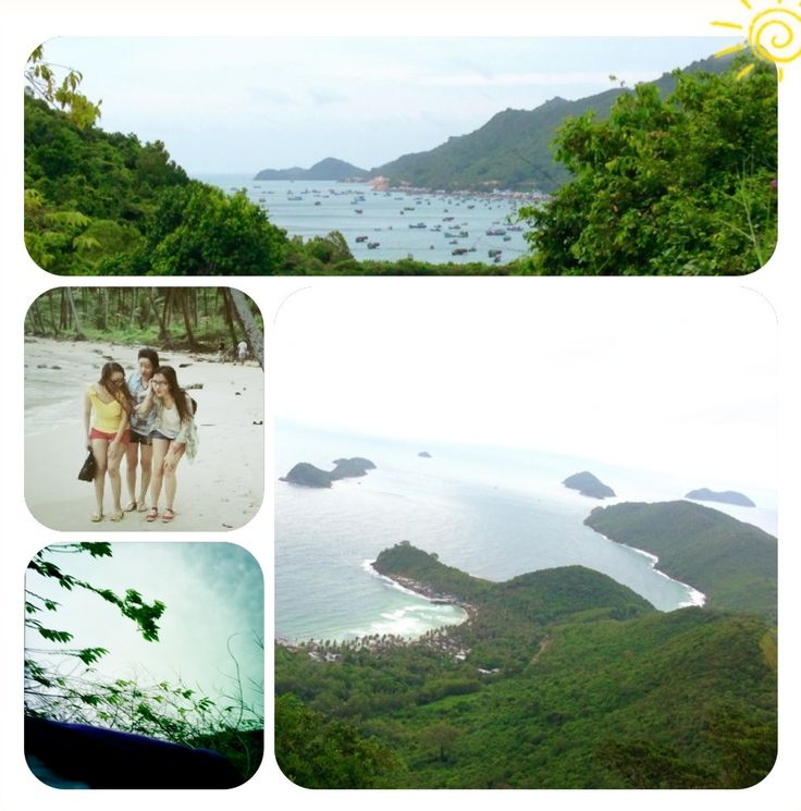 Nam Du islands, its easy to start fr HCMC, sure be cool if you be there :)