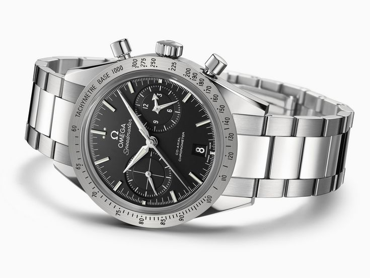 Baselworld 2013: Omega Speedmaster '57 Co-Axial Chronograph