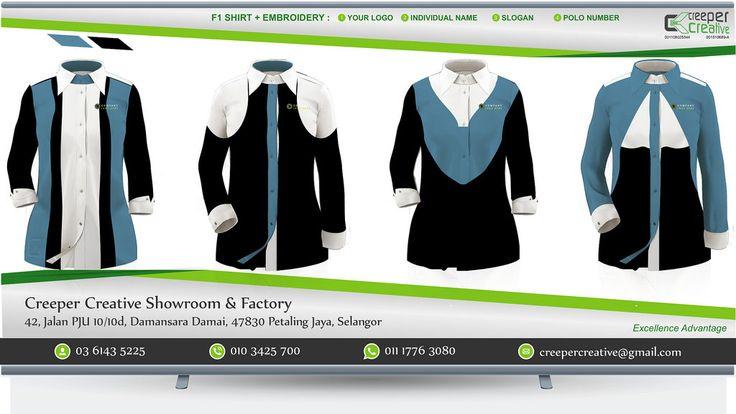 Corporate Shirt FADZIL ARIPIN 6 010 3425 700
