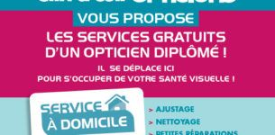 Clin d'oeil Opticiens - Service à domicile