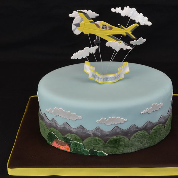 Art Cake Ideas