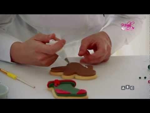"ABC - ""MILADY CAKE"" - Pasta di zucchero - YouTube"