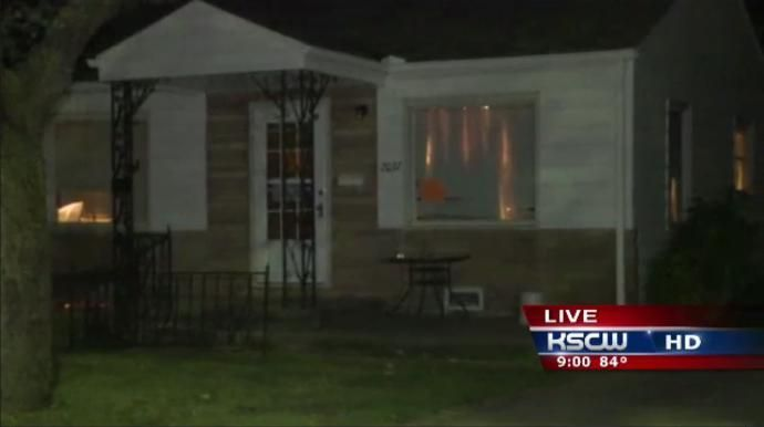 WICHITA, Kan. — Police are investigating after the body of a small child was discovered encased in concrete inside a rental home in Wichita, Kansas. The Wichita Eagle reports that the landlord was cleaning the house Saturday when he found a concrete structure and noticed an odor coming... - #Body, #Concrete, #Encased, #News, #Ren, #Toddlers, #Wichita